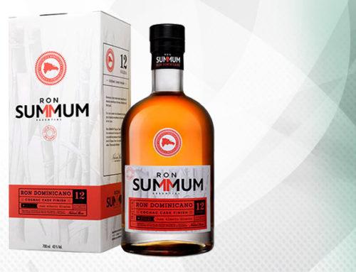 Ron Summum Cognac Finish 12 anni Solera