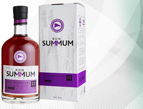 Rum Summum Sherry Cream Cask Finish 12 Anni Solera