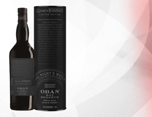 """Single Malt Scotch Whisky """"Game of Thrones The Night's Watch, Bay Reserve"""" – Oban"""