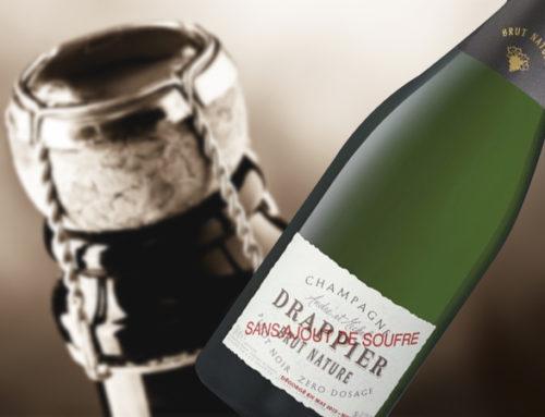 Champagne Drappier Brut Nature Senza Solforosa